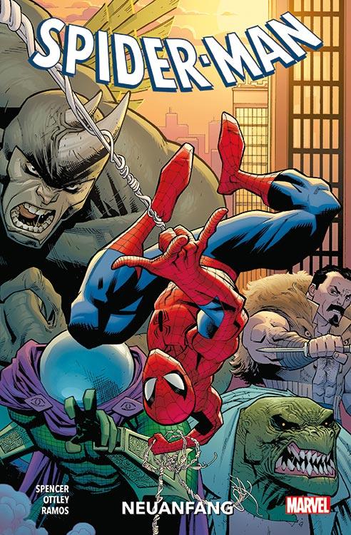 Spider-Man Paperback 1