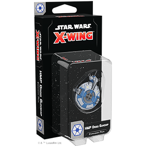 SW: X-Wing 2.Ed. - SRP-Droidenkanonenboot