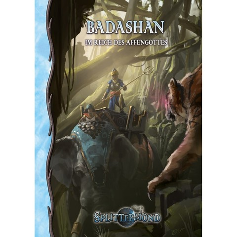 Splittermond: Badashan, Im Reich des Affengottes