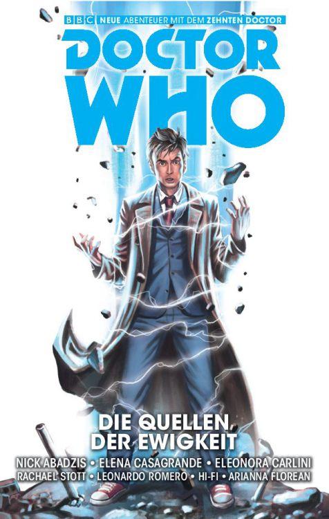 Doctor Who: Der zehnte Doctor 3: Die Quellen der Ewigkeit