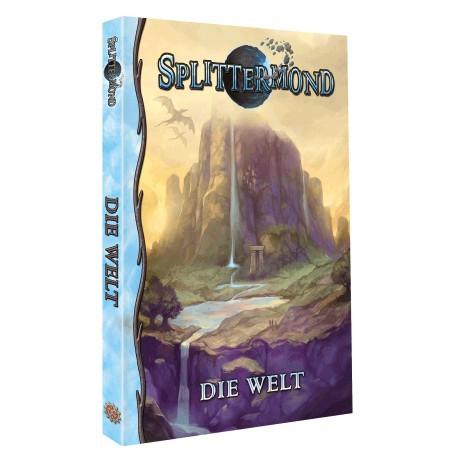 Splittermond Die Welt von Lorakis Taschenbuchausgabe