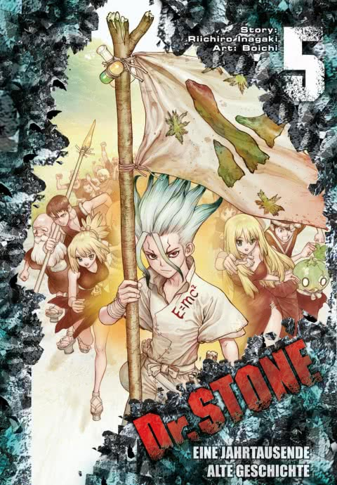 Dr. Stone 5